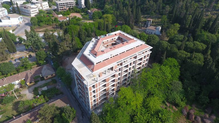 Volvox – object on the slope of Gorica hill
