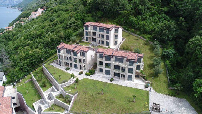Apartmansko turističko naselje, Kostanjica – Boka