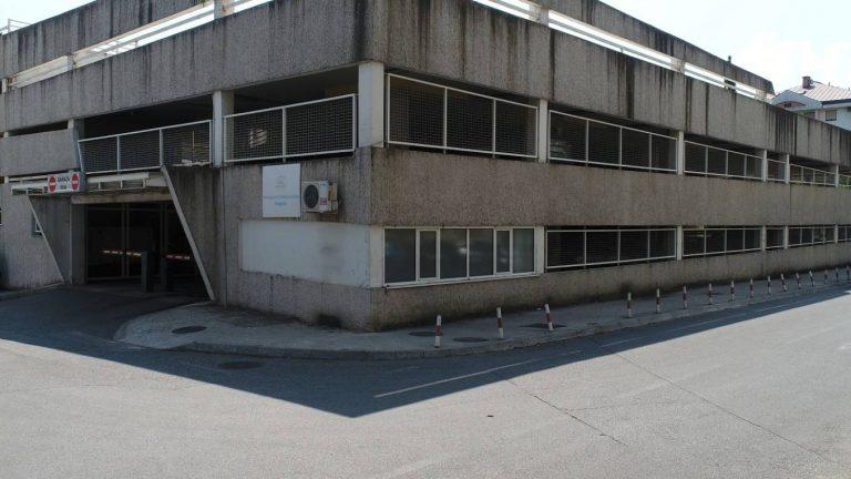 Nadzemna javna garaža blok M, Nova Varoš
