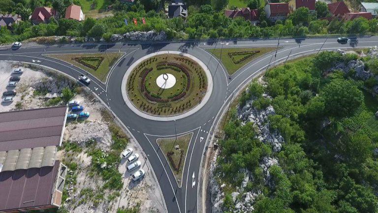 Reconstruction works on the main road m-2.3 (m-10), Cetinje – Budva, section Ugnji – Obzovica