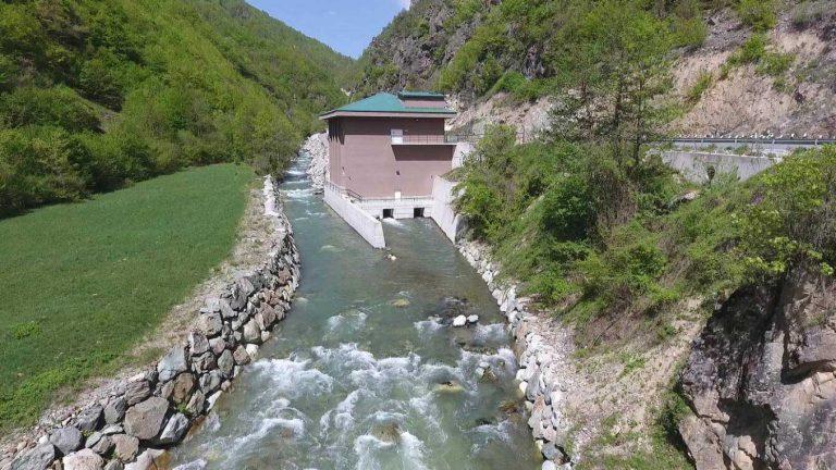 Male hidroelektrane