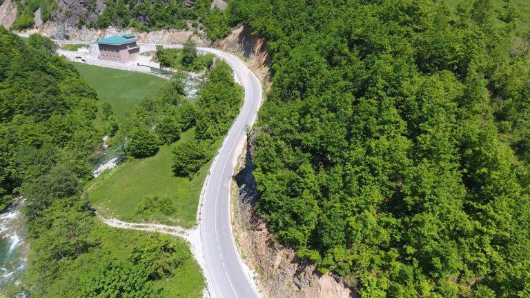 Reconstruction of the road Berane-Kolašin, section Berane-Lubnice