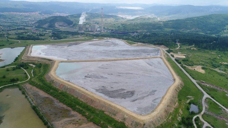 Izvođenje građevinskih radova na stabilizaciji brane Maljevac