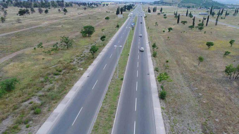 Reconstruction works on the main road M-2, Podgorica – Petrovac, section Ul. Vojislavljevića – crossroads for Podgorica airport