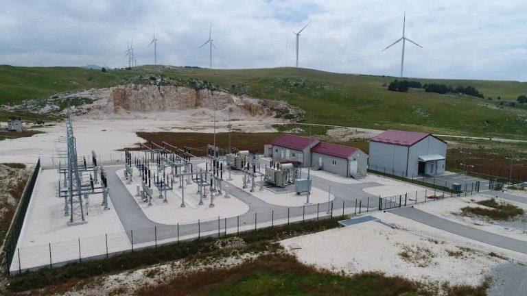 Izvođenje radova na objektima TS 33/110 kV Krnovo i TS 110/35 kV Brezna