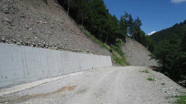 Reconstruction works on the road Berane-Kolašin, section Lubnice-Jelovica