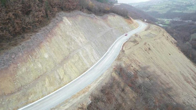 Reconstruction works on the regional road R-20 (R-12), PHASE II-Berane-Podvade
