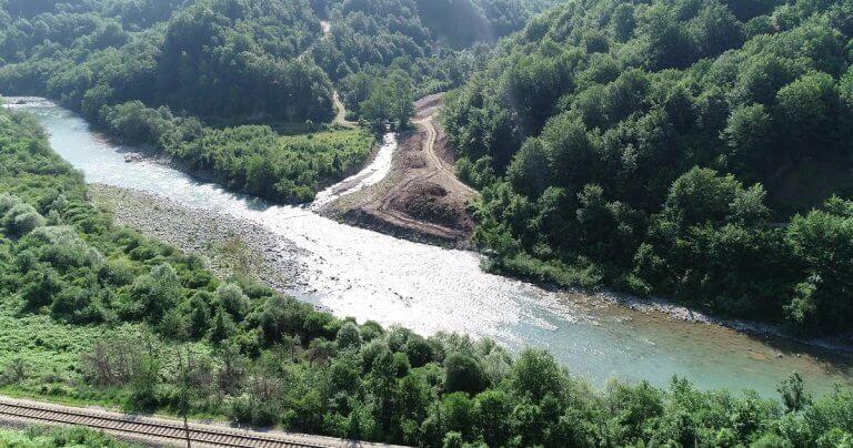 Reconstruction of the road Mojkovac-Lubnice, section Mojkovac-Vragodo